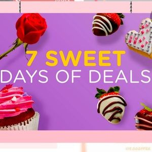 🧁 A DEAL EVERYDAY THIS WEEK! 🧁